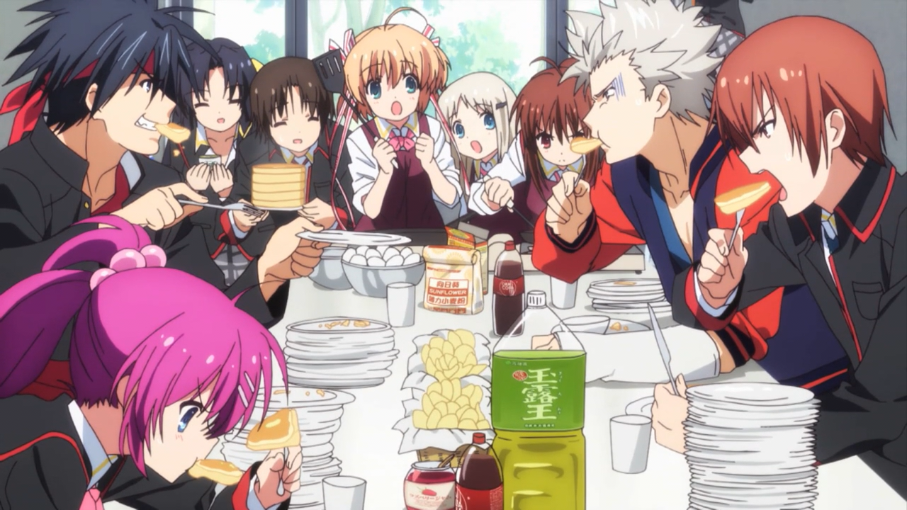 Little Busters! Refrain Anime to release in English in 2015
