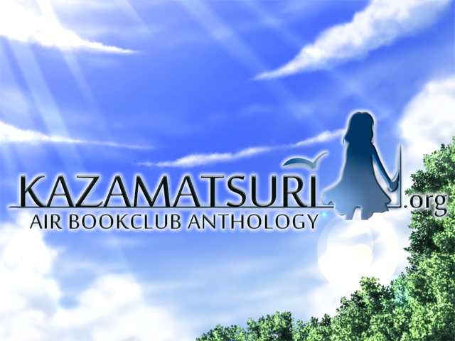 Kazamatsuri.org AIR Bookclub Anthology