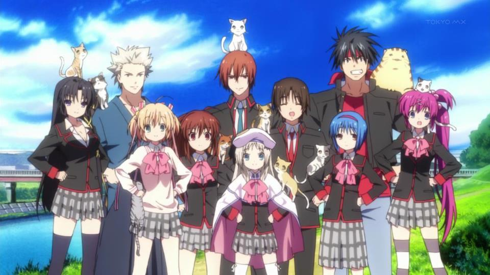 Little Busters! Bluray Box Set Announced!