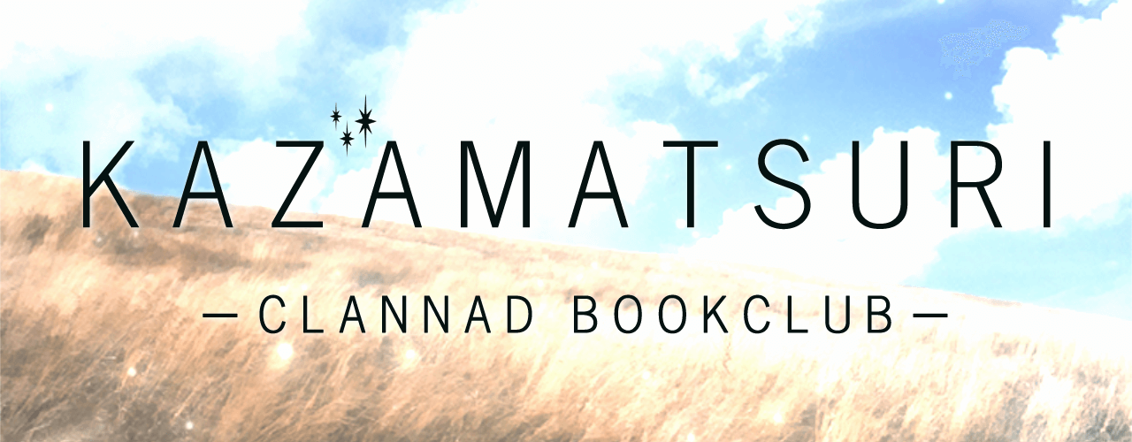 Introducing the CLANNAD Bookclub! Win a copy of CLANNAD on Steam!