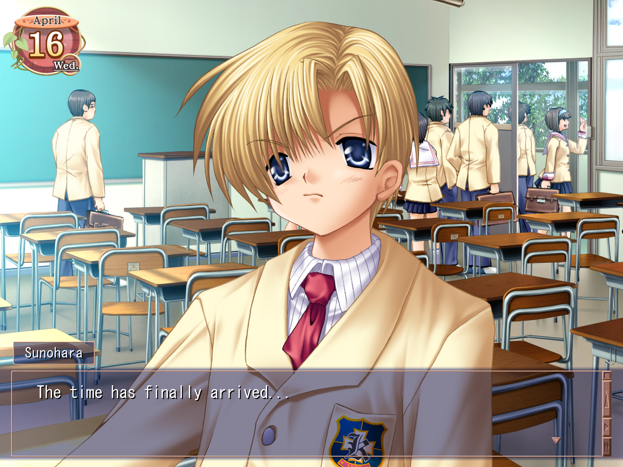 CLANNAD has been released on Steam, and so begins our CLANNAD Bookclub!