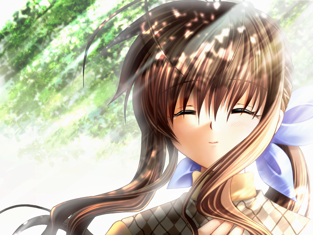 CLANNAD Official English Kickstarter Production Update 13
