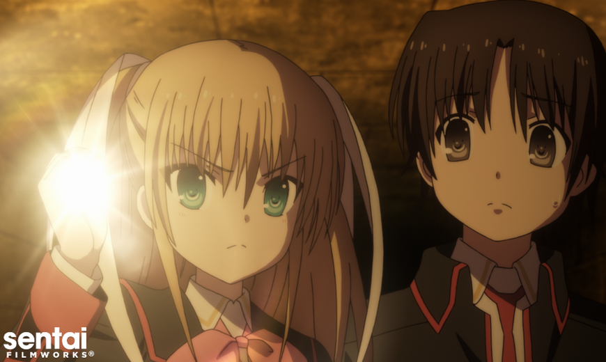 Sentai Filmworks Is (finally) Licensing Little Busters! EX OVAs