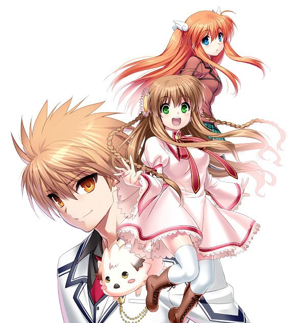 ZEN to Draw New Rewrite:SIDE-TERRA Manga