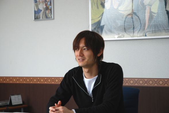 Jun Maeda is Out of the Hospital!