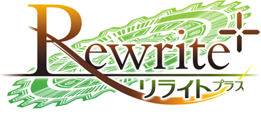 Rewrite+ Released in Japan!