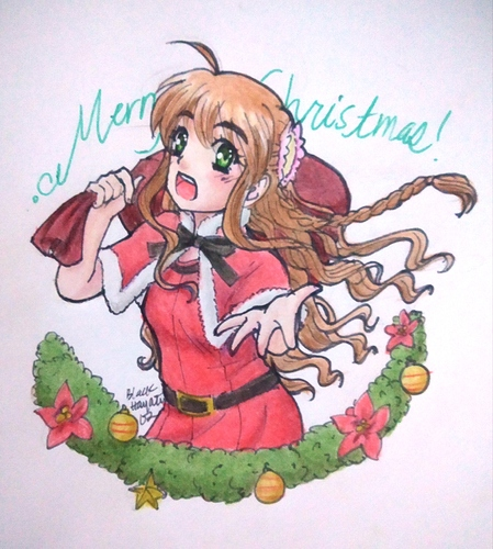 birby christmas