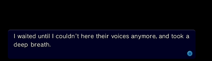 here their voices