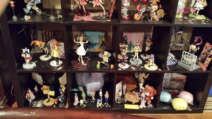 Lower Figure Shelf