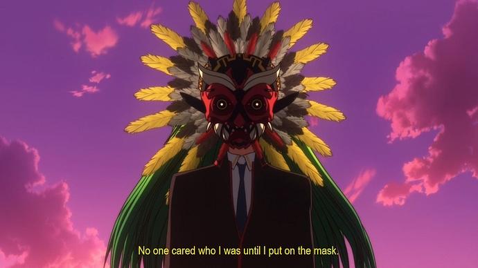 The Dark Knight Rises - Anime Edition