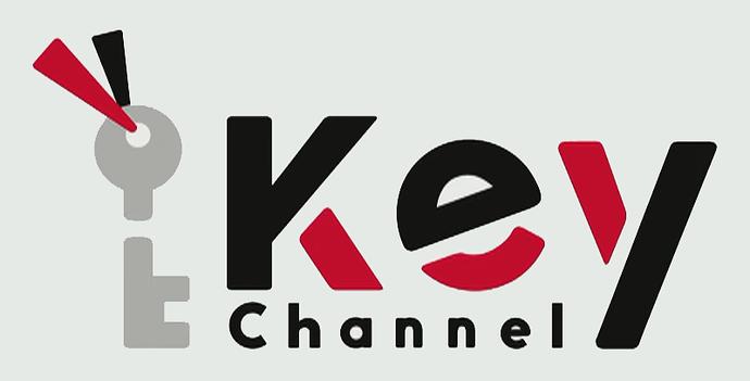 key channel logo