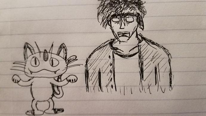 Masato gets a cat