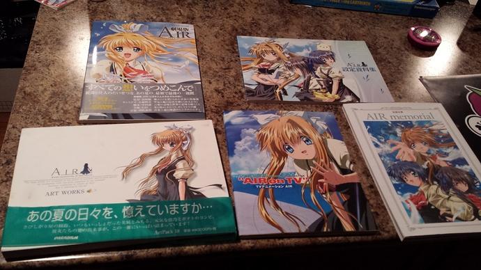 AIR Artbooks