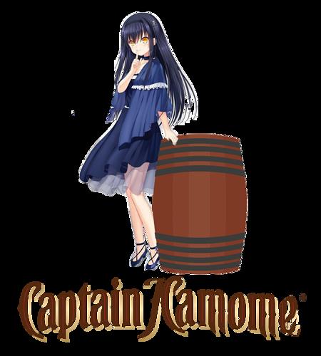 captain kamome