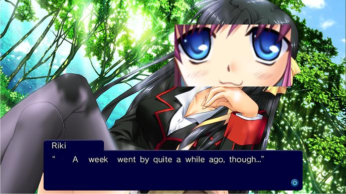 Haruka's master plan