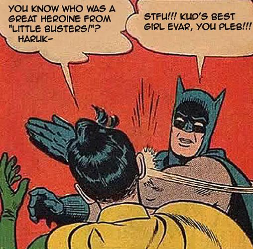 Batman's Waifu