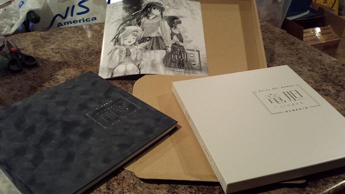 Na-Ga Artbook