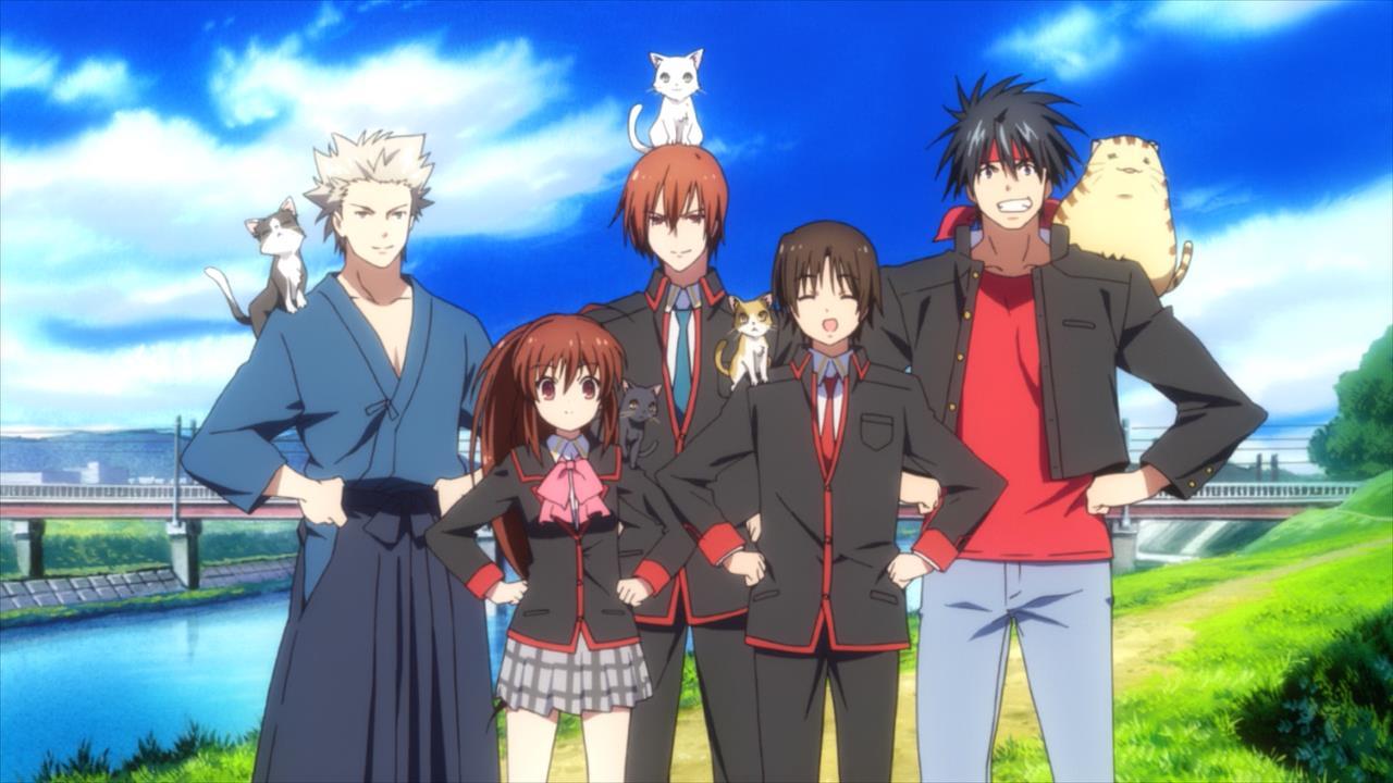 Kết quả hình ảnh cho Little Busters! anime