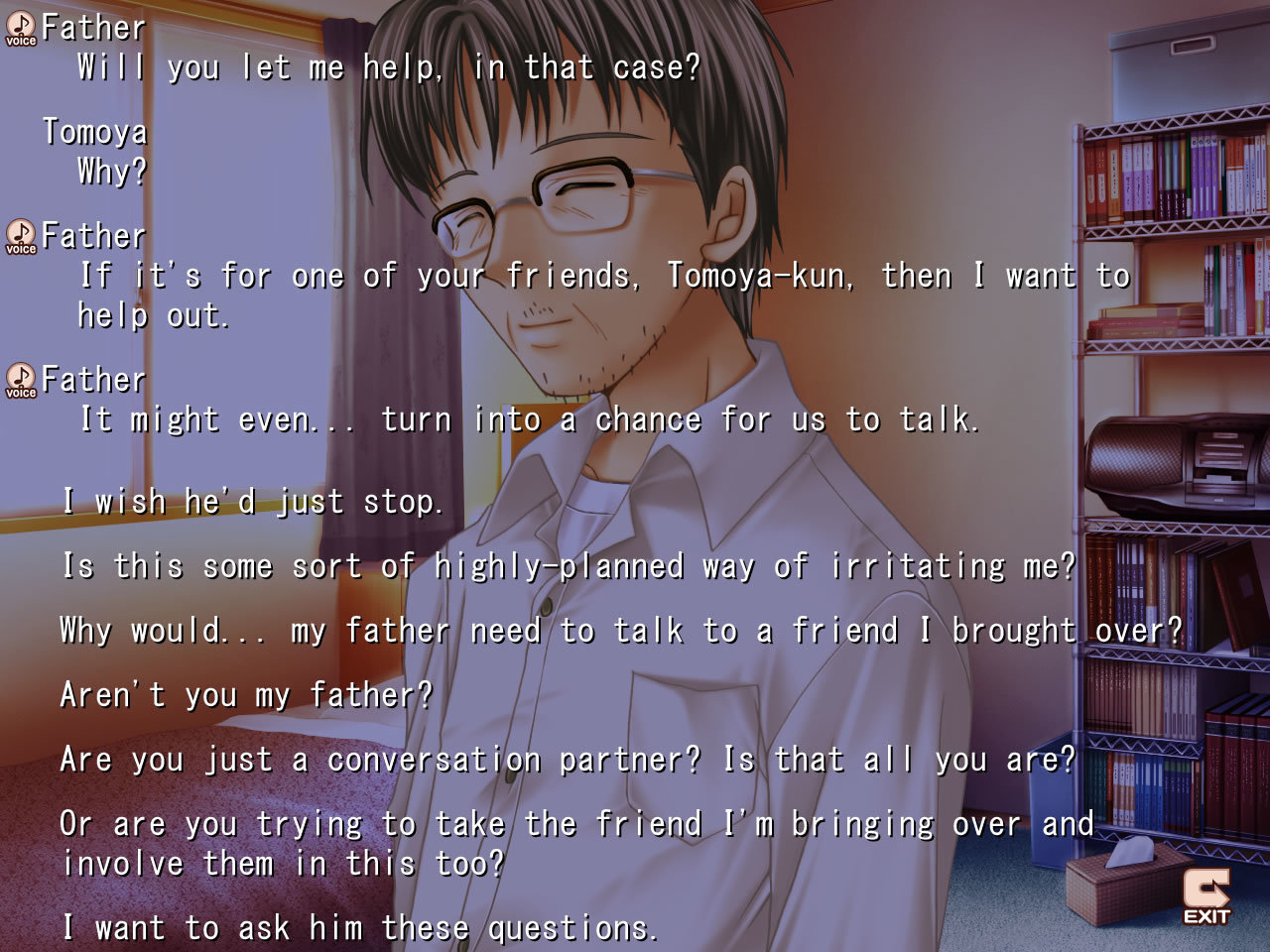 Clannad Quotes: CLANNAD Quotes & Screenshots