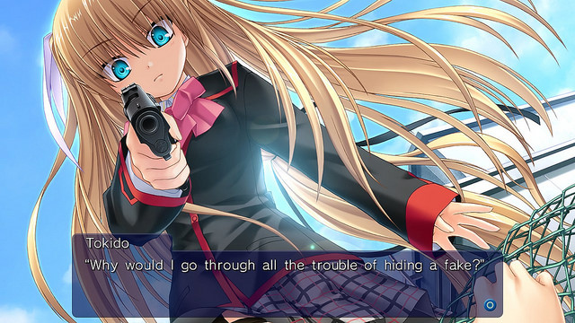 Little Busters! Saya Route
