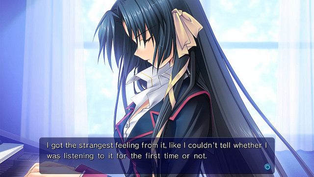 Little Busters! Kurugaya Route Screens