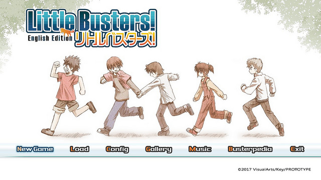Little Busters! Rin1 Screens